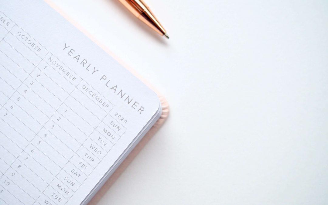 Avantgardistische und überraschende Kalenderformen