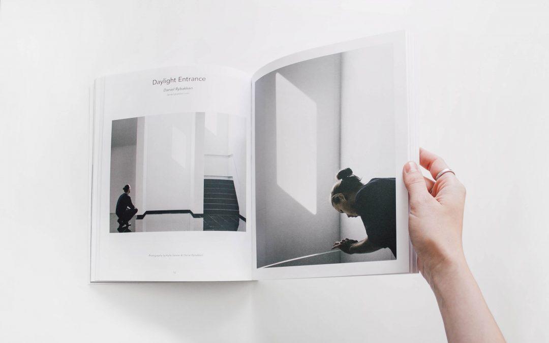 Ein Katalog – eine unschätzbare Hilfe bei der Präsentation eines Firmenangebots