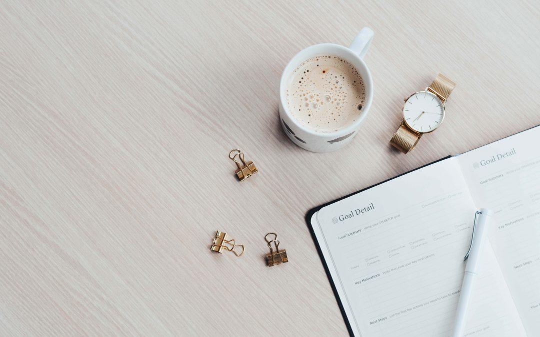 5 Gründe, warum es sich lohnt, einen Schreibtischkalender zu haben